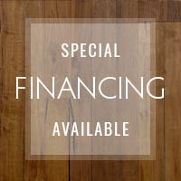 Special financing available at Quality Floors & Interiors in Spokane.