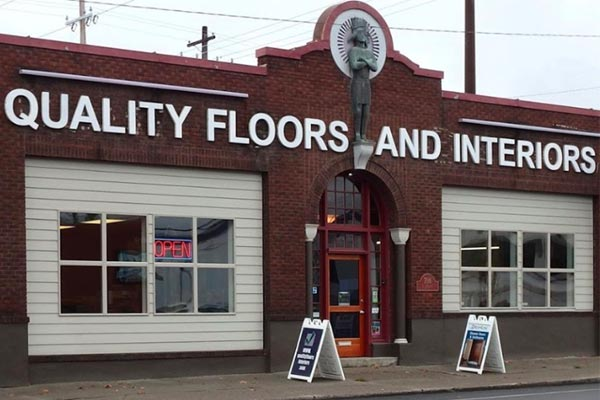 Stop by Quality Floors & Interiors for all your flooring needs! Located on E Sprague and just a call away at 509-747-2295
